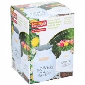 Bloempot Serie Flower pot met handvat