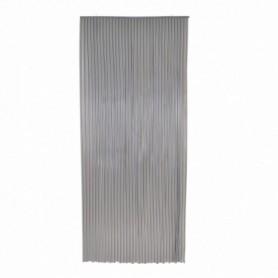 Vliegen Gordijn pvc tris antra/grijs 100x230 cm