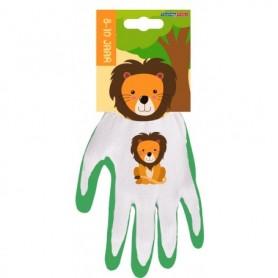 Werkhandschoen Kinder Leeuw