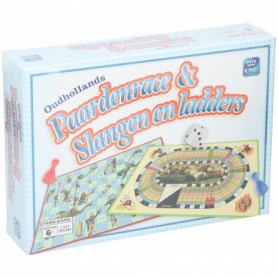 Speelgoed Boardgame Horserace CRT