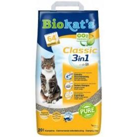 Kattenbakvulling Biokat's classic
