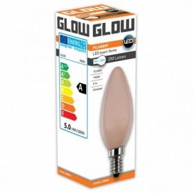 Lamp E14 Kaars 5-25watt