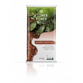 Boomschors Flower Power 20-45mm 40 Liter