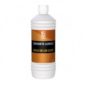Lijnolie Gekookt 1 liter
