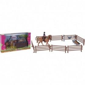 Speelgoed Paardspeelset