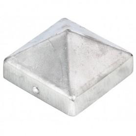 Paalafdekkappen Plat (hoog) 70x70