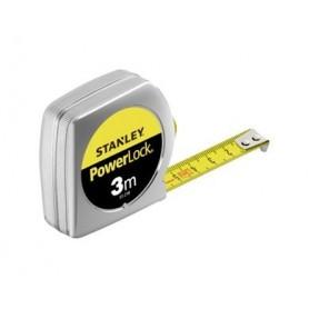 Rolbandmaat 3mtr powerl 0-33-218 Stanley