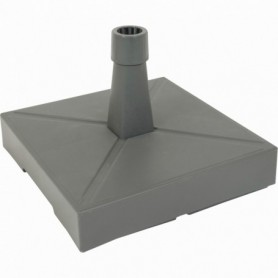 Parasolvoet betongevuld Vierkantr Antra 40 kg