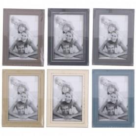 Fotolijst 10x15cm 6ass MDF
