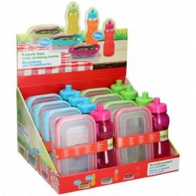 Lunchbox & drinkfles 0,5L