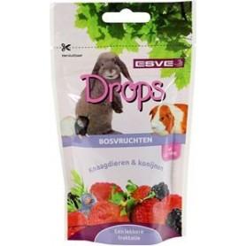 Esve Knaagdier Drops Bosvruchten 75 gr
