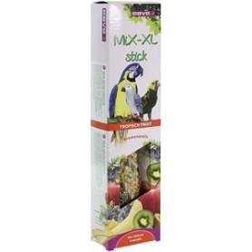 Esve Vogelsticks MiX-XL stick Kromsnavel Tropisch Fruit 1 stuks