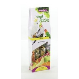 Esve Vogelsticks Agap/gropar Fruit 2 st