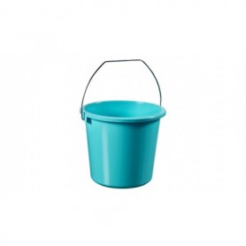 Curver emmer 5L molokai blauw met stalen hengsel