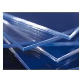 Kunststofglas 100x100 opaalwit 3 mm