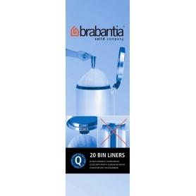 Brabantia afvalzak 18L Q 20 stuks