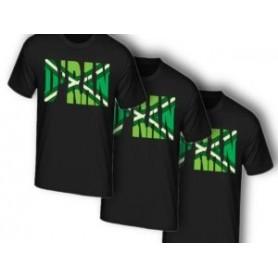 Achterhoek T-Shirt D'ran XXXL