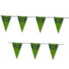 Achterhoek Vlag Vlaggenlijn 10 meter 20 Vlaggen