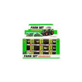 Speelgoed landbouwmachines voldeden aan 10x7x4 sq82001 2