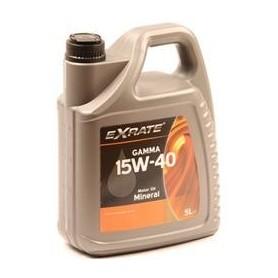 olie Motorolie 15W40 5 liter