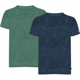 T shirt 10865 6800 Blauw L