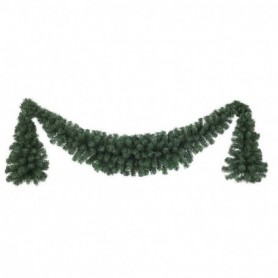 Decoratie dennetakslinger groen 180cm