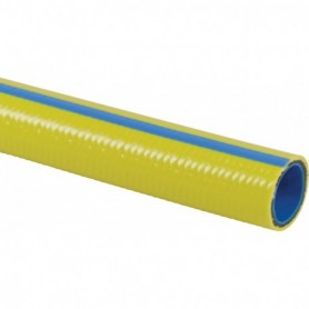 Slang Torsino PVC 8 bar Geel/Blauw 1 (25 mm) 50 meter