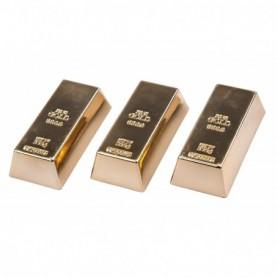 Memo Magneetjes Gold 3 st