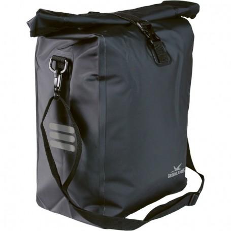 Fietstas Waterproof Zwart 18,5 L