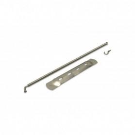 Deur/poortVeer Spiraaltrekveer 10 mm