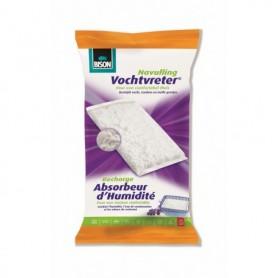 Bison Vochtvreter Navulling IN ZAK Lavendel 1 KG
