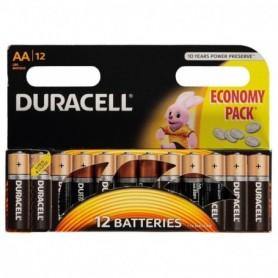 Batterijen Voordeel pack AA 12 stuks