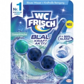WC frisse blauwe spoeling oceaan w1f2