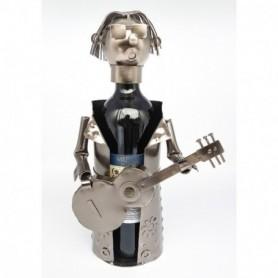 decohome Wijnfleshouder Gitarist